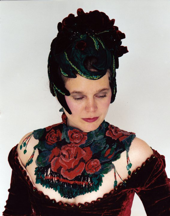 """The Rose"" about 1997. Photo: Linda Sweeting."